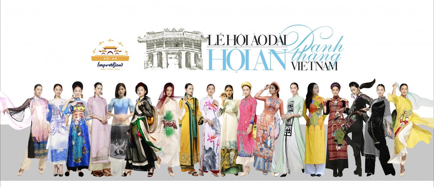 Le Hoi Ao Dai Hoi An. Danh Thang Viet Nam 2020